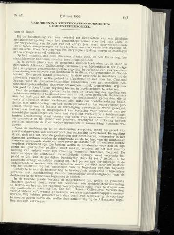 Raadsnotulen Heemstede 1956-05-25