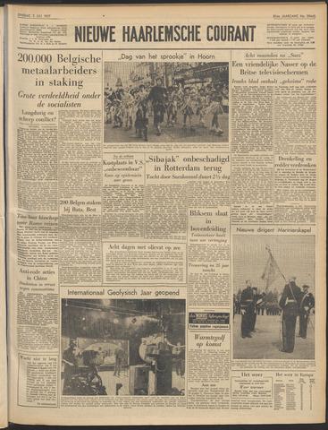 Nieuwe Haarlemsche Courant 1957-07-02