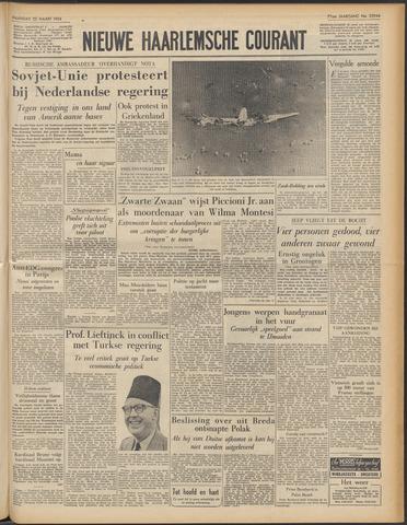 Nieuwe Haarlemsche Courant 1954-03-22