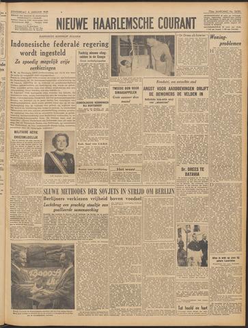 Nieuwe Haarlemsche Courant 1949-01-06