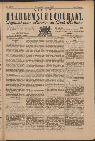 Nieuwe Haarlemsche Courant 1899-08-30