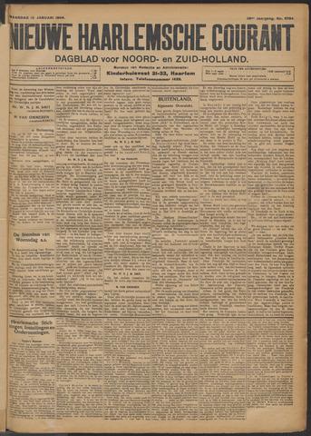 Nieuwe Haarlemsche Courant 1908-01-13
