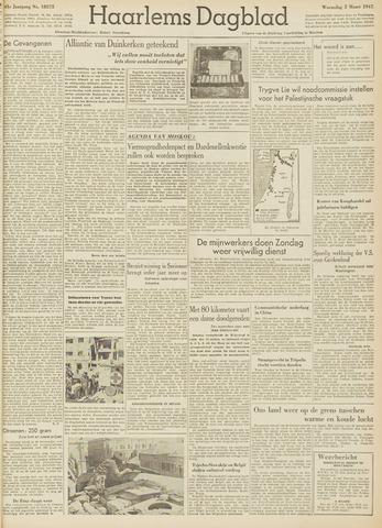 Haarlem's Dagblad 1947-03-05