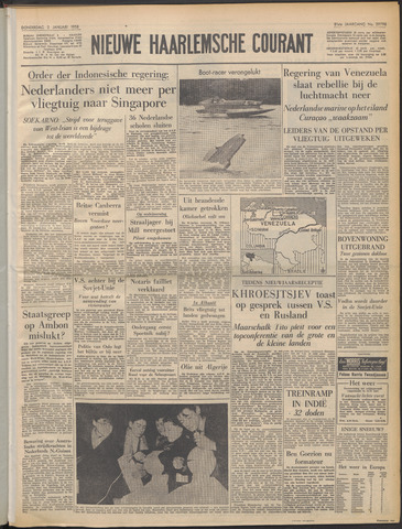 Nieuwe Haarlemsche Courant 1958-01-02