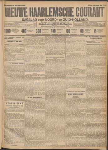 Nieuwe Haarlemsche Courant 1912-10-30