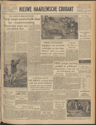 Nieuwe Haarlemsche Courant 1959-10-30