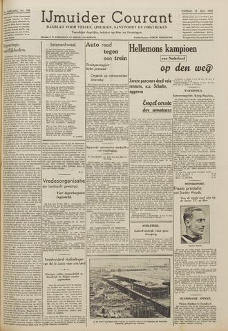 IJmuider Courant 1939-06-13
