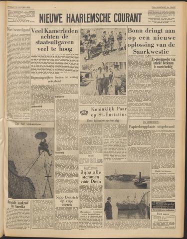 Nieuwe Haarlemsche Courant 1955-10-25