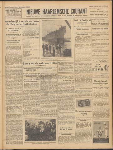 Nieuwe Haarlemsche Courant 1939-04-03