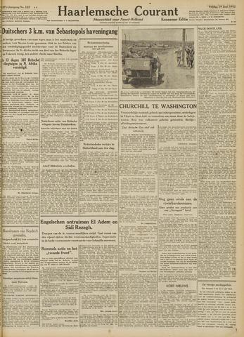 Haarlemsche Courant 1942-06-19
