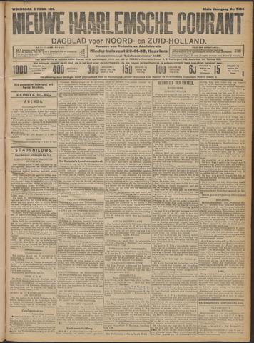 Nieuwe Haarlemsche Courant 1911-02-08
