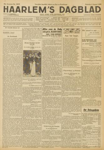 Haarlem's Dagblad 1937