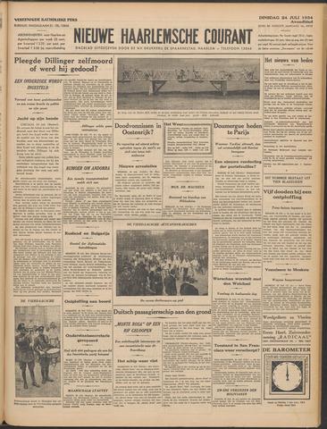 Nieuwe Haarlemsche Courant 1934-07-24