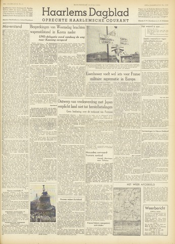 Haarlem's Dagblad 1951-07-12