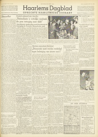 Haarlem's Dagblad 1951-05-22