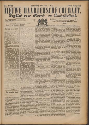 Nieuwe Haarlemsche Courant 1905-06-10