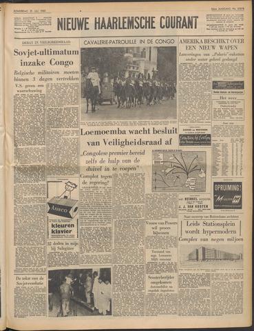 Nieuwe Haarlemsche Courant 1960-07-21