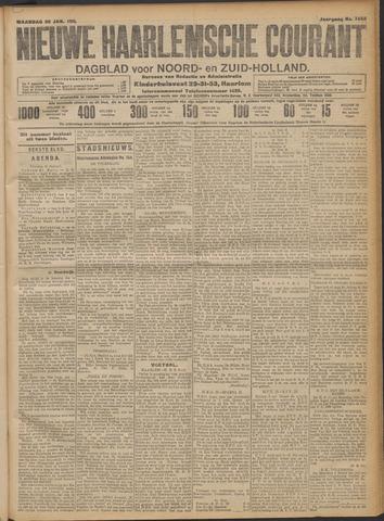 Nieuwe Haarlemsche Courant 1911-01-30