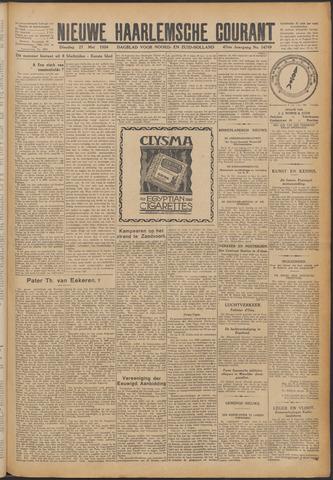 Nieuwe Haarlemsche Courant 1924-05-27