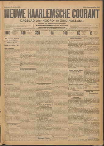 Nieuwe Haarlemsche Courant 1910-04-05