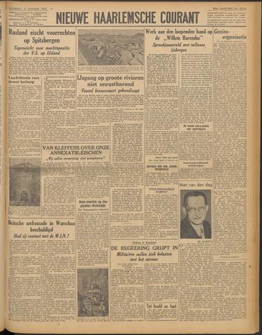 Nieuwe Haarlemsche Courant 1947-01-11