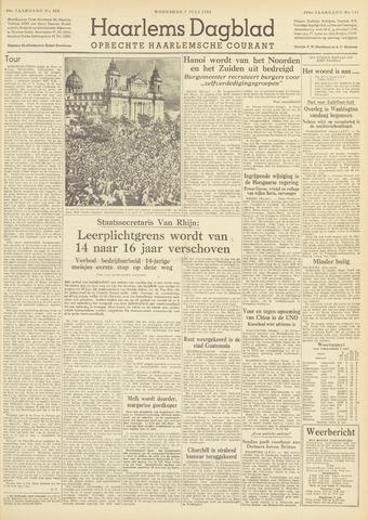 Haarlem's Dagblad 1954-07-07
