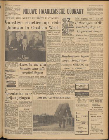 Nieuwe Haarlemsche Courant 1963-11-28