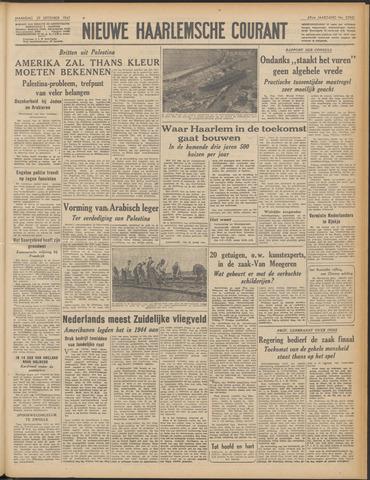 Nieuwe Haarlemsche Courant 1947-09-29