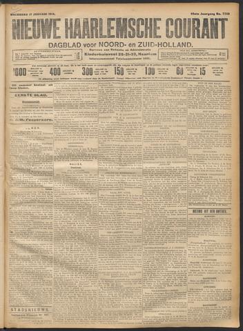 Nieuwe Haarlemsche Courant 1912-01-17