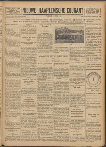 Nieuwe Haarlemsche Courant 1930-06-13