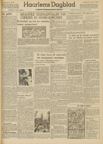 Haarlem's Dagblad 1950-11-27