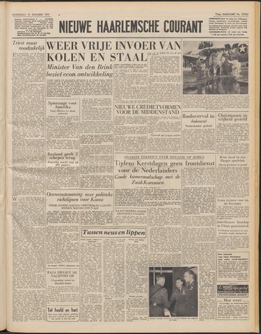 Nieuwe Haarlemsche Courant 1951-12-19