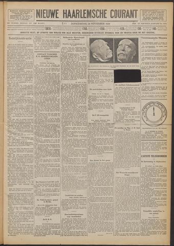Nieuwe Haarlemsche Courant 1929-11-28
