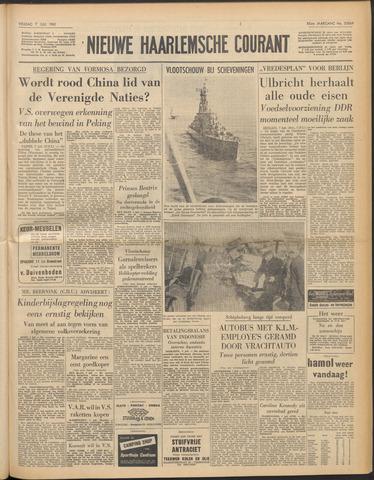 Nieuwe Haarlemsche Courant 1961-07-07