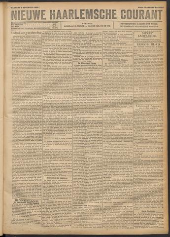 Nieuwe Haarlemsche Courant 1920-11-08