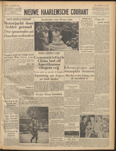 Nieuwe Haarlemsche Courant 1955-08-02