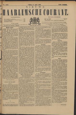 Nieuwe Haarlemsche Courant 1896-04-17