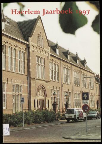 Jaarverslagen en Jaarboeken Vereniging Haerlem 1997