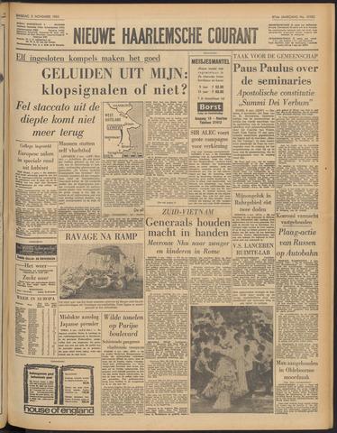 Nieuwe Haarlemsche Courant 1963-11-05