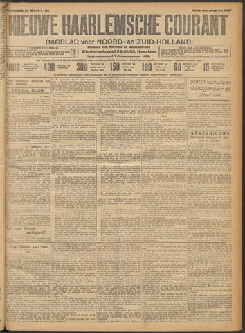 Nieuwe Haarlemsche Courant 1914-03-25