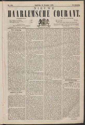 Nieuwe Haarlemsche Courant 1880-12-30