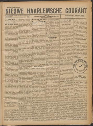 Nieuwe Haarlemsche Courant 1922-02-11