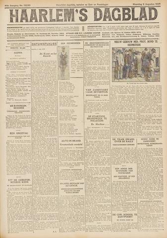 Haarlem's Dagblad 1926-08-09