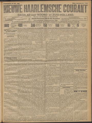 Nieuwe Haarlemsche Courant 1910-12-22