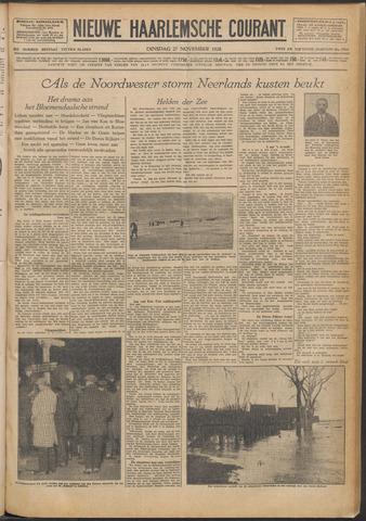 Nieuwe Haarlemsche Courant 1928-11-27
