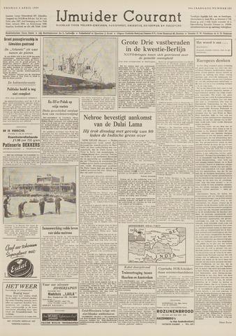 IJmuider Courant 1959-04-03