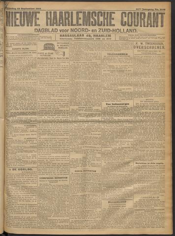 Nieuwe Haarlemsche Courant 1916-09-23