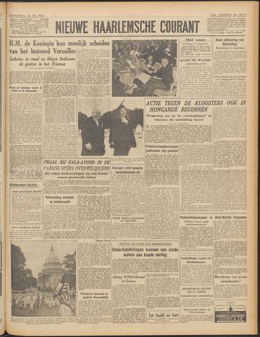 Nieuwe Haarlemsche Courant 1950-05-25