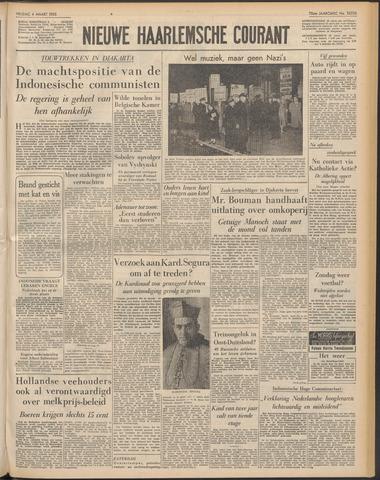 Nieuwe Haarlemsche Courant 1955-03-04