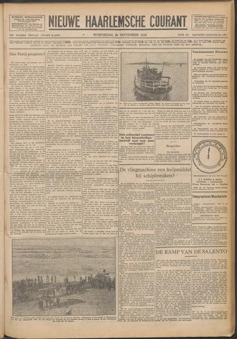 Nieuwe Haarlemsche Courant 1928-11-28